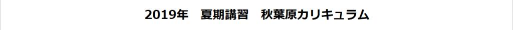 2019 kaki akihabara title
